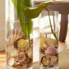 Идеи за есенна украса със стъклени съдове