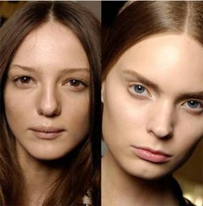 Главни тенденции в макияжа за сезон есен-зима 2008