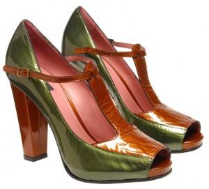 3derek lam 300x271 - Обувки от материи в различни цветове