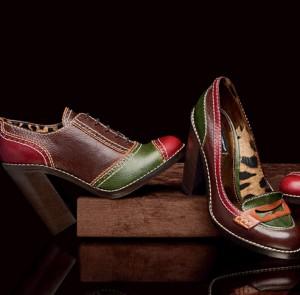 5dolce gabbana 300x295 - Обувки от материи в различни цветове