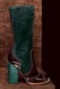 6dolce gabbana 203x300 - Обувки от материи в различни цветове