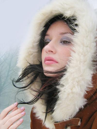 cold winter - Грижи за косата през зимата