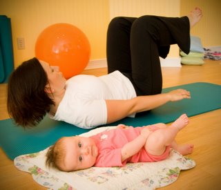 mombaby - Упражнения за майки: да поддържаме отлична фигура
