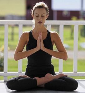 yoga - Йога в домашни условия