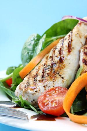 zone diet - Нискокалорийна фитнес диета