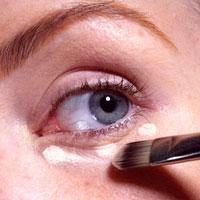 0001 - 12 стъпки при нанасянето на златния макияж