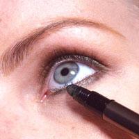0004 - 12 стъпки при нанасянето на златния макияж