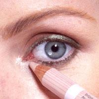 0006 - 12 стъпки при нанасянето на златния макияж