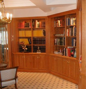 11 290x300 - Библиотека у дома