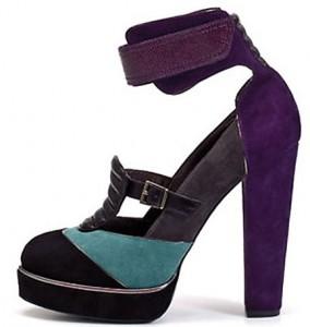 11barbara bui 284x300 - Обувки от материи в различни цветове