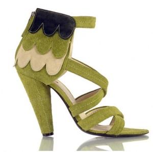 12kenzo 300x299 - Обувки от материи в различни цветове
