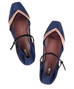 17miu miu 249x300 - Обувки от материи в различни цветове