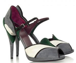 18miu miu 300x247 - Обувки от материи в различни цветове