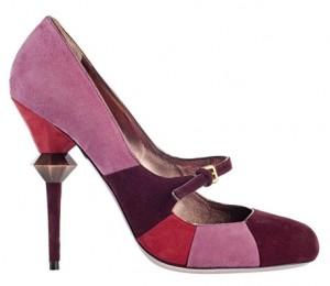 19miu miu 300x260 - Обувки от материи в различни цветове