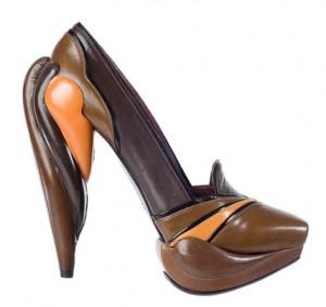 20miu miu 300x283 - Обувки от материи в различни цветове