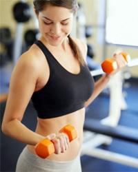 24 - Комплекс упражнения за най-апетитната част на женското тяло - гърдите