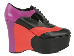 26sonia rykiel 300x226 - Обувки от материи в различни цветове