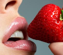Strawberry Lips