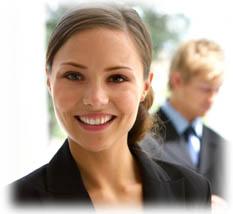 office girl - Дръжте на своите решения