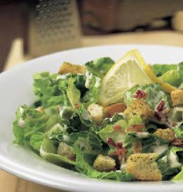 salad 01 - Зелена салата с риба тон