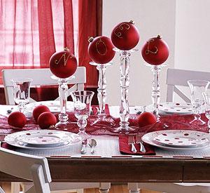 51 - Празнична подредба на масата