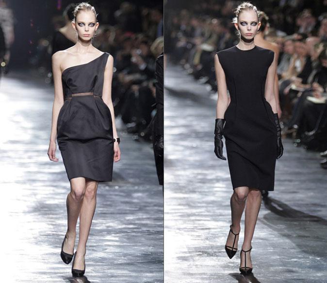 10lanvin - Как трябва да се носи малката черна рокля