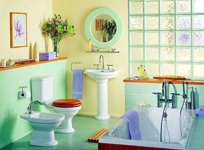 118 - Интериор на банята