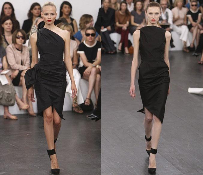 11roland mouret - Как трябва да се носи малката черна рокля