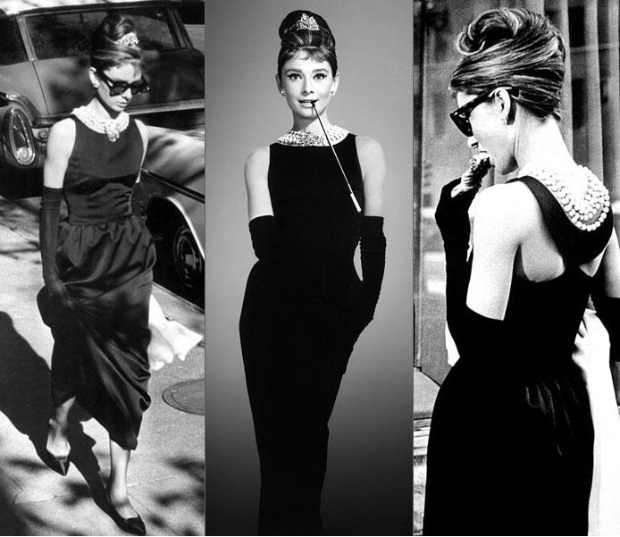 1breakfast at tiffanys - Как трябва да се носи малката черна рокля