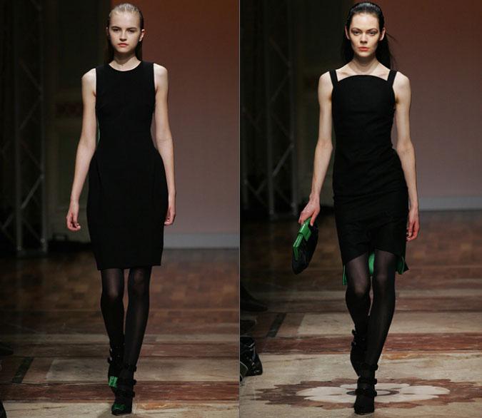 4alessandro dell acqua1 - Как трябва да се носи малката черна рокля