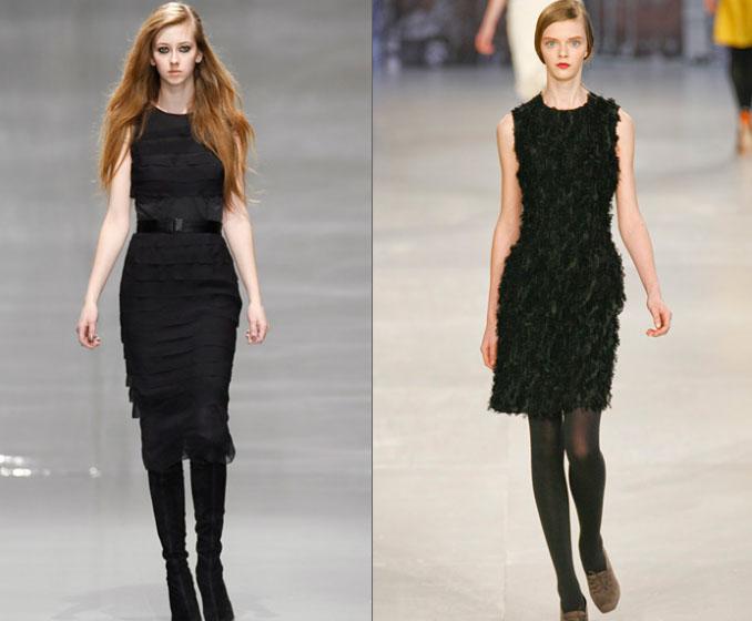 5amanda wakeley aquascutum - Как трябва да се носи малката черна рокля