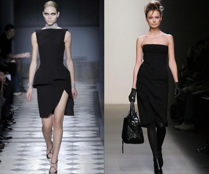6balenciaga bottega veneta - Как трябва да се носи малката черна рокля