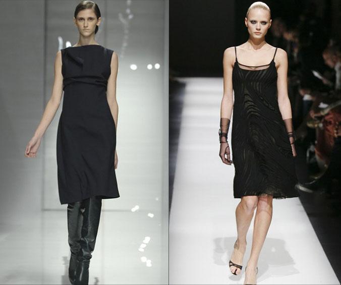 7brioni chado ralph rucci - Как трябва да се носи малката черна рокля