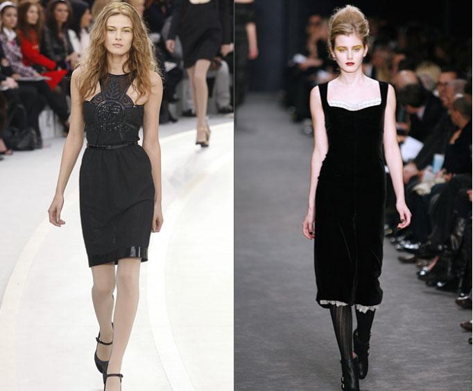 8chanel derek lam - Как трябва да се носи малката черна рокля