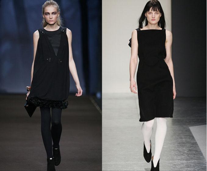 9fendi gianfranco ferre - Как трябва да се носи малката черна рокля