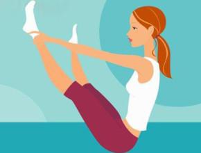 pilates 290x220 - Пилатес: алтернатива на силовата тренировка