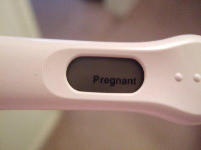 pregnant - Някои от признаците на бременността