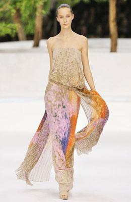 13 - Пролет 2009 - нежност в модата!