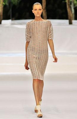 15 - Пролет 2009 - нежност в модата!