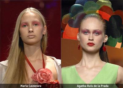 1rozovo - Пролет-лято 2009: Грим - тенденции в цветовете