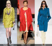 Пролет-лято 2009: Актуални тенденции