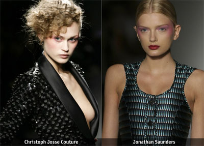2rozovo - Пролет-лято 2009: Грим - тенденции в цветовете