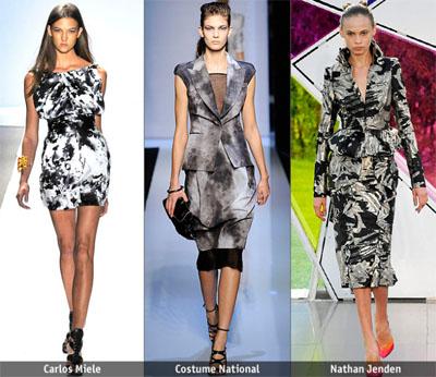 2vareni - Пролет-лято 2009: Тенденции в десените