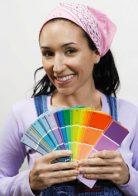 Изберете най-подходящия цвят за интериора на вашия дом