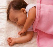 Ако бебето не спи...