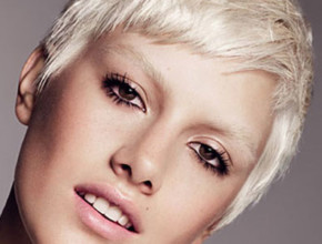 1ultra blond 290x220 - Пролет-лято 2009: Тенденции в късите прически