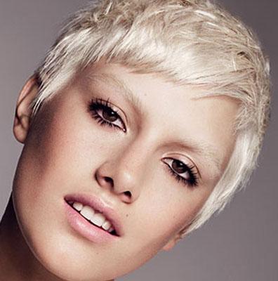 1ultra blond - Пролет-лято 2009: Тенденции в късите прически