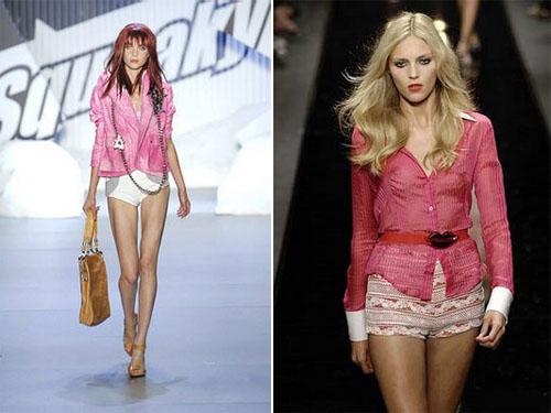 2kp - Късите панталонки - хит на сезон лято-2009