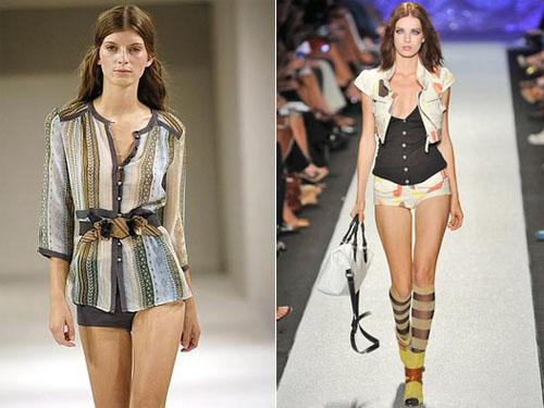 4kp - Късите панталонки - хит на сезон лято-2009