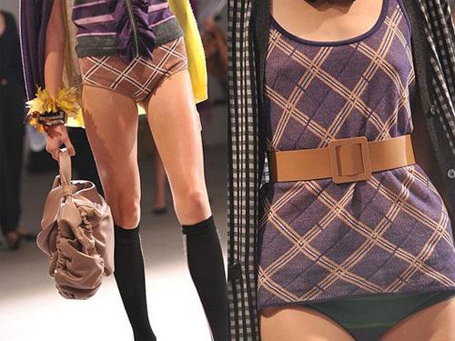 5kp - Късите панталонки - хит на сезон лято-2009